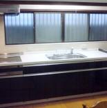 S様邸のキッチン改修工事をしました。