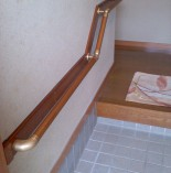 N様邸の介護改修工事をいたしました。
