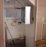 Kモータープール様の事務所を改修いたしました!