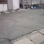 池田市D様の駐車場改修工事をいたしました。