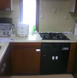池田市K様邸キッチンをリフォームいたしました。